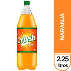Gaseosa Naranja Crush Pet x 2,25 lt.