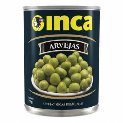 Arvejas Secas Remojadas Inca x 350 g.