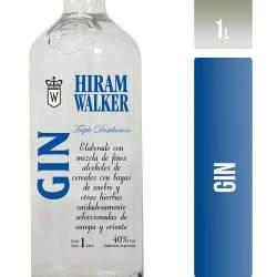 Gin Hiram Walker x 1 lt.