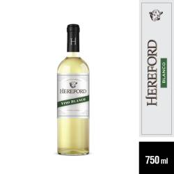 Vino Blanco Hereford x 750 cc.
