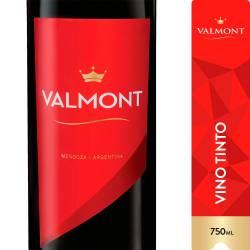 Vino Tinto Valmont x 750 cc.