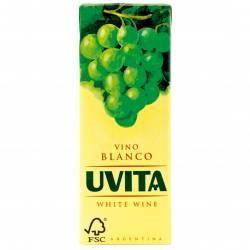 Vino Blanco Uvita Brick x 1 lt.