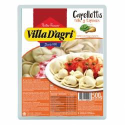 Capellettis de Pollo y Espinaca Villa Dagri x 500 g.