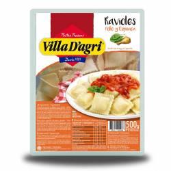 Ravioles de Pollo y Espinaca Villa Dagri x 500 g.