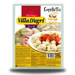 Capellettis 4 Quesos Villa Dagri x 500 g.