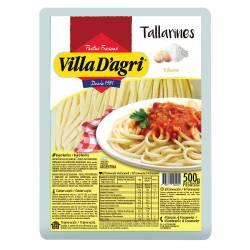 Fideos Tallarines Villa Dagri x 500 g.