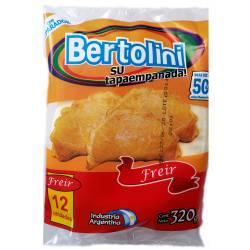Tapas de Freir para Empanadas Bertolini x 12 un. 320 g.