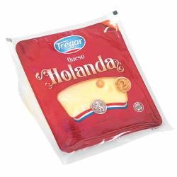 Queso Holanda Trozado Tregar x 1 kg.