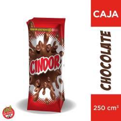 Leche L.V. Chocolatada Cindor Brick x 250 cc.
