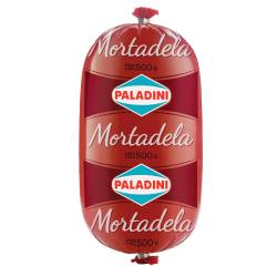 Mortadela Familiar Paladini x 500 g.