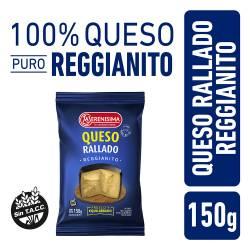 Queso Rallado Reggianito La Serenísima x 150 g.
