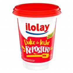 Dulce de Leche Ilolay Repostero x 400 g.