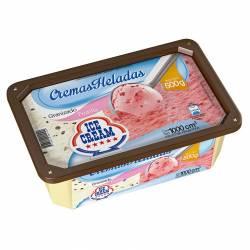 Helado Granizado Frutilla Ice Cream x 500 gr.