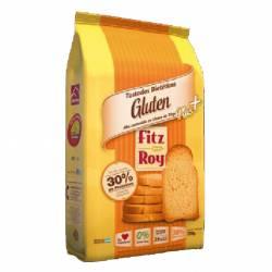 Tostadas con Gluten Gruesas - Dietéticas Fitz Roy x 200 g.