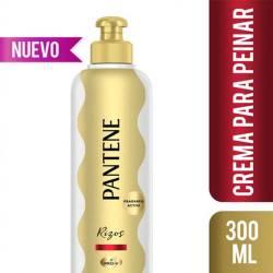 Crema para Peinar Rizos Definidos Pantene x 300 cc.