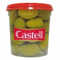 Aceitunas Verdes Doy Pack Castell x 180 g.