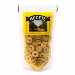Aceitunas Verdes en Rodajas Doy Pack Nucete x 150 g.