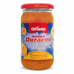 Mermelada Orieta Durazno x 400 g.