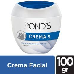Crema Humectante Ponds Nutritiva S x 100 g.