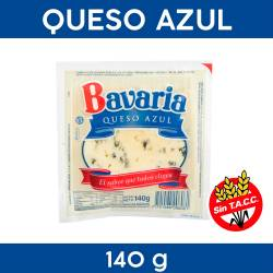 Queso Azul Bavaria Porción x 140 g.