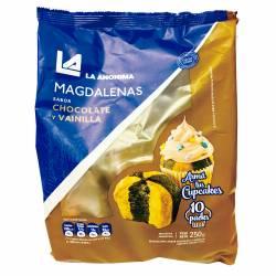 Magdalenas Marmoladas La Anónima x 250 g.