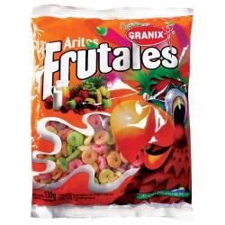 Cereal de Frutas Aritos Granix Bolsa x 130 g.