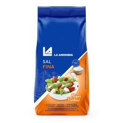 Sal Fina La Anónima Paquete x 500 g.