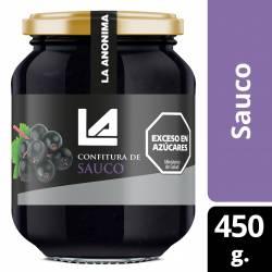 Confitura de Sauco La Anónima x 450 g.