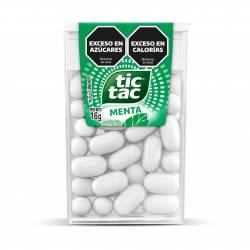 Pastillas Tic Tac Menta x 16 g.