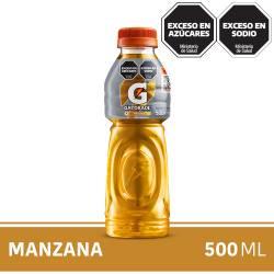 Gatorade Manzana Pet x 500 cc.