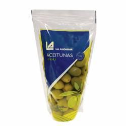 Aceitunas Verdes La Anónima x 200 g.