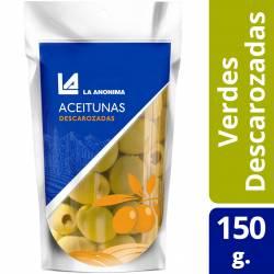Aceitunas Verdes Descarozadas Doy Pack La Anónima x 150 g.