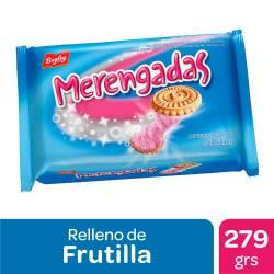 Galletitas Rellenas sabor Tutti Frutti Merengada x 279 g.