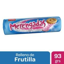 Galletitas Rellenas sabor Tutti Frutti Merengada x 93 g.