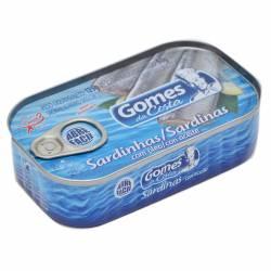 Sardinas en Aceite Gomes Da Costa x 125 g.
