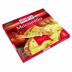 Pizza a la Piedra Mozzarella Sibarita x 470 gr.