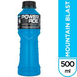 Powerade Mountain Blast x 500 cc.