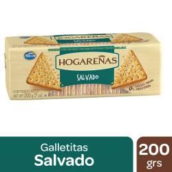 Galletitas Salvado Hogareñas x 200 g.