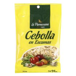 Cebolla en Escamas La Parmesana x 25 g.