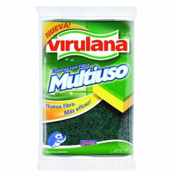 Fibra Esponja Multiuso Virulana x 1 un.