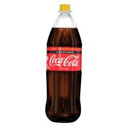Gaseosa Cola Diet Coca-Cola Zero Retornable x 2 lt.