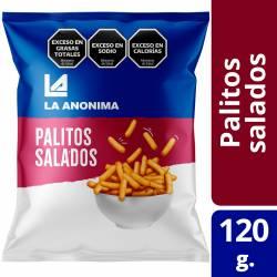 Palitos Salados La Anónima x 120 g.