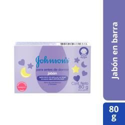 Jabón de Tocador Infantil Dulces Sueños Johnson S Baby x 80 g.