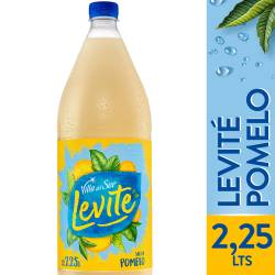 Agua sin gas Levité Pomelo x 2,25 lt.