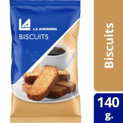 Biscuits La Anónima x 140 g.