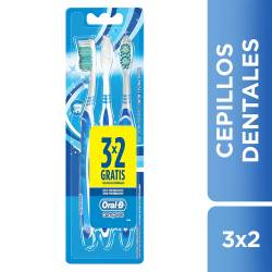 Cepillo Dental Oral-B Complete x 3 un.