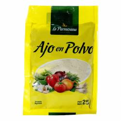 Ajo en Polvo La Parmesana x 25 g.