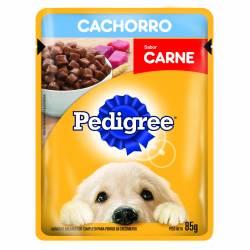 Alimento para Perros Cachorros Carne Pedigree x 85 g.