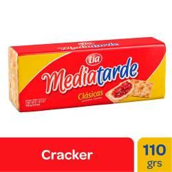 Galletitas Crackers Media Tarde x 110 g.