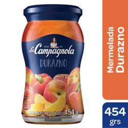 Mermelada La Campagnola Durazno x 454 g.